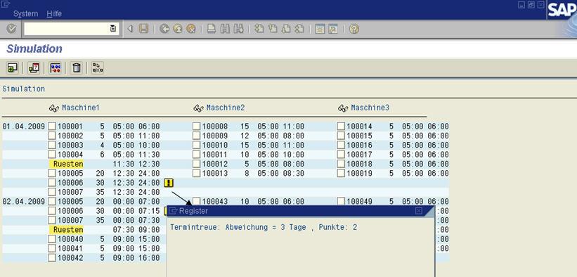 SAP Logistik